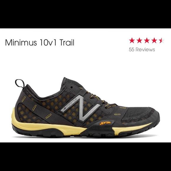 the latest 4086a 0f610 New Balance Minimus 10v1 Trail (Vibram sole)